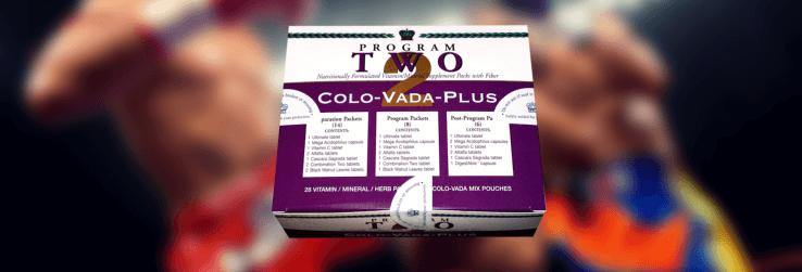 Organisma pilnīga attīrīšana jeb KOLO-VADA PLUS programma