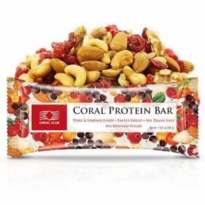 Корал Протеин Бар