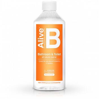 Alive B Средство для ванной комнаты и туалета