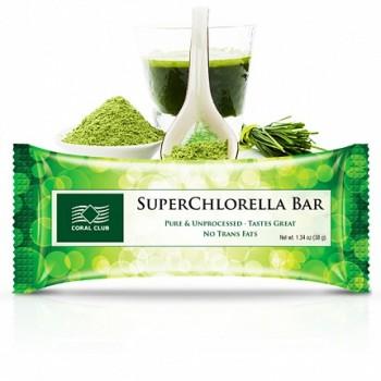 СуперХлорелла Бар