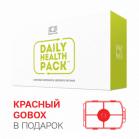 Упаковка Здоровья на каждый день (Красный)