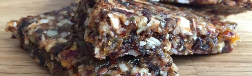 Рецепт: Питательные батончики Омега бар