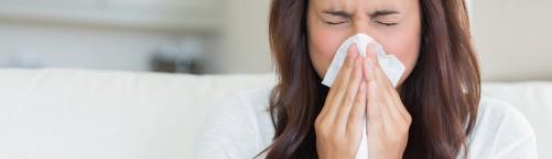 Острые вирусные и бактериальные заболевания