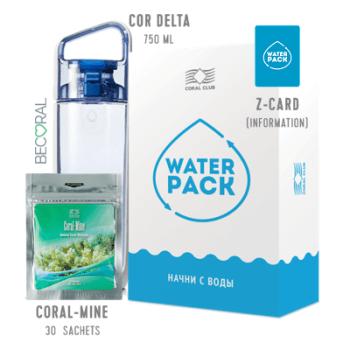 Упаковка Здоровья №1 (голубая бутылка)