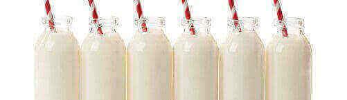 Молоко и кисломолочная продукция