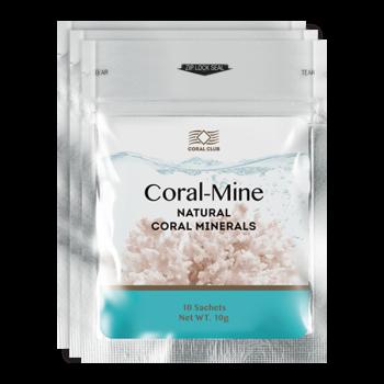 Korallis-Mains (30 sašē paciņas)