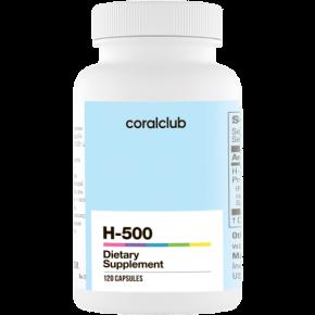 H-500 (120 kaps.)