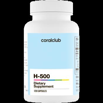 H-500 (120 caps.)