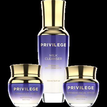 Privilege Набор «Утренний уход: свежесть и энергия»