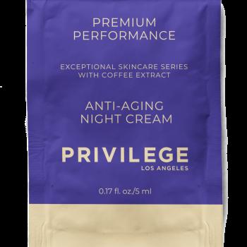 Privilege Anti-Aging Night Cream (sample)