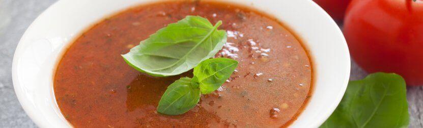 Необычайно томатный суп